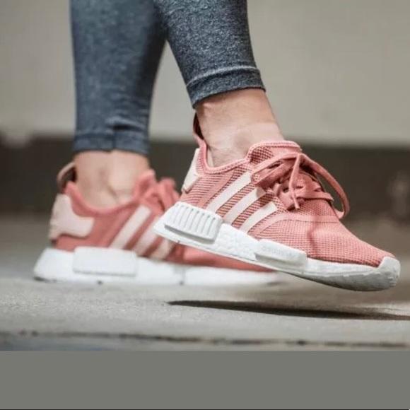 57f9d73ba ... adidas nmd r1 w raw pink adidas Shoes ...